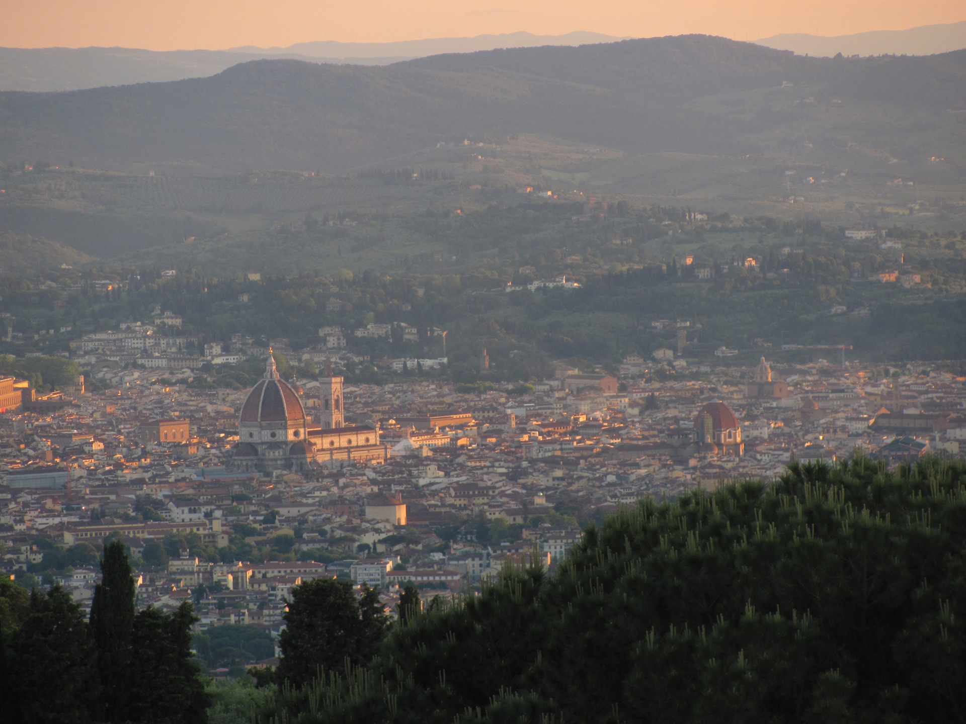 "Florence with the ""Duomo - Cattedrale Santa Maria del Fiore"""